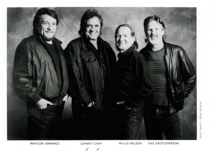 Highwaymen 8x10 Photo