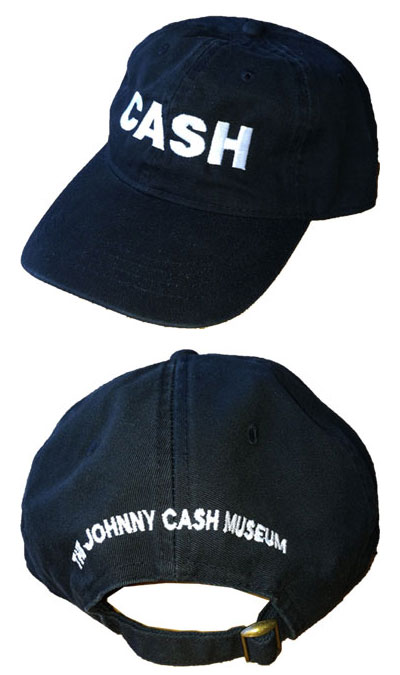 Johnny CASH Museum Hat