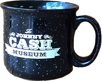 Johnny Cash Museum Campfire Coffee Mug