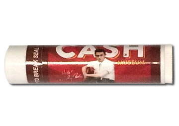 Johnny Cash Museum Lip Balm