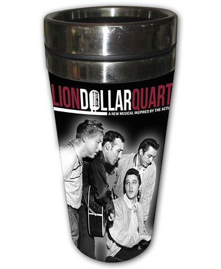 Million Dollar Quartet Thermo Travel Mug | Johnny Cash