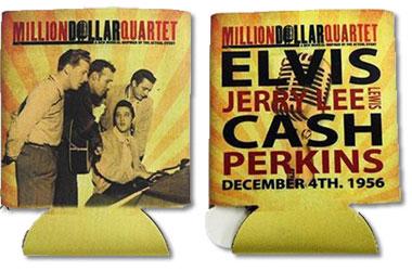 Million Dollar Quartet Pocket Can Cooler