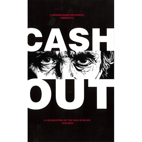CASH OUT Comic Book