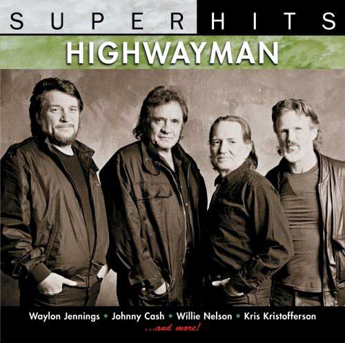 Highwayman Super Hits CD