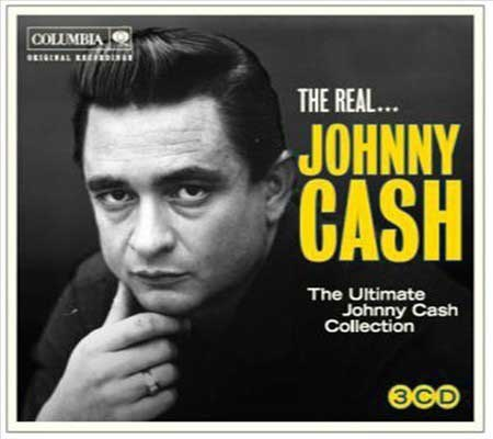 The Real Johnny Cash Box Set (SIX ALBUMS!)