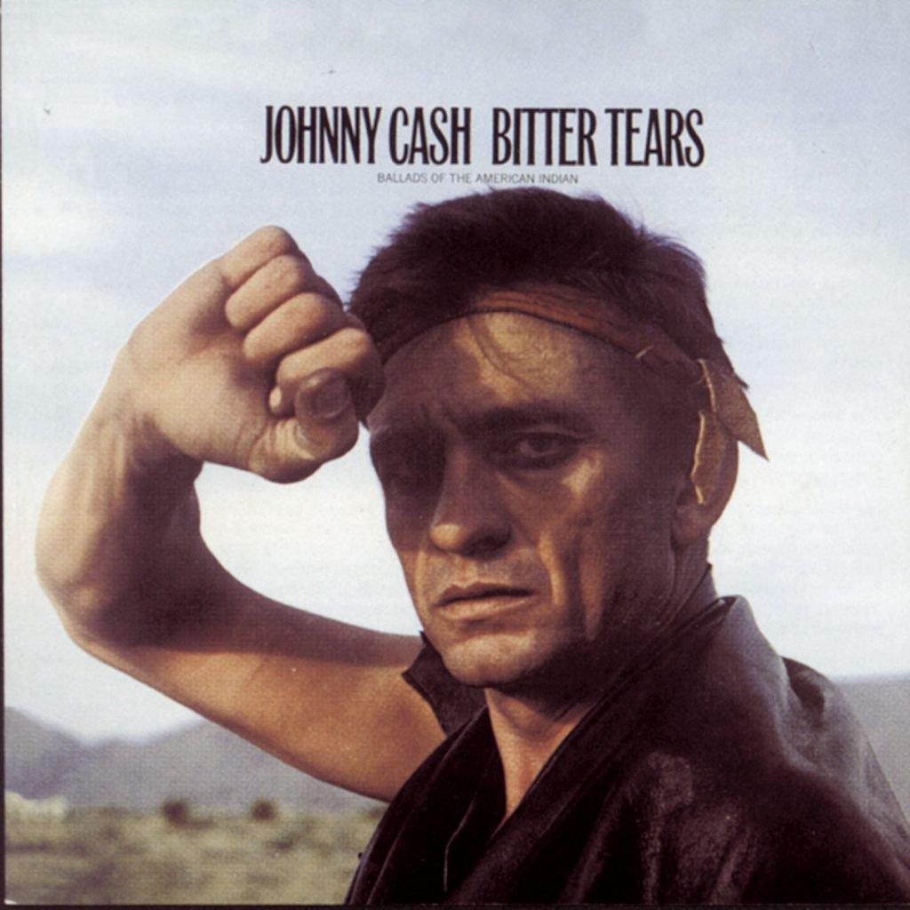 Johnny Cash Bitter Tears CD