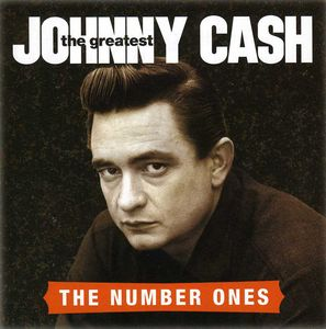 Johnny Cash - The Greatest - The Number Ones CD