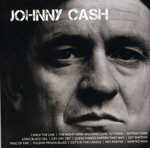 Johnny Cash Icon CD