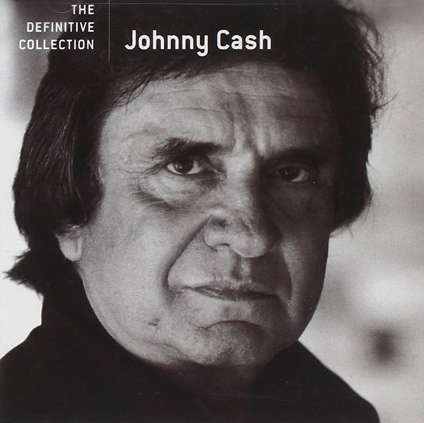 Johnny Cash - The Definitive Collection CD