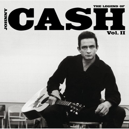 The Legend of Johnny Cash Vol. II CD
