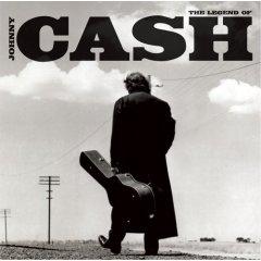 The Legend of Johnny Cash CD