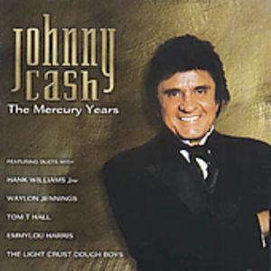 Johnny Cash - Mercury Years CD