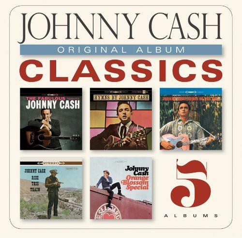 Original Album Classics 5-CD Boxed Set