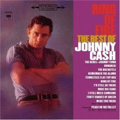 Ring of Fire-The Best of Johnny Cash CD