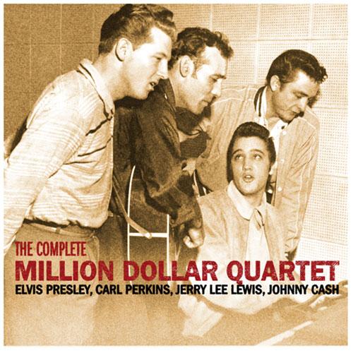 The Complete Million Dollar Quartet Session CD