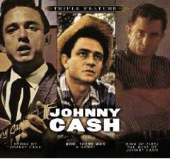 Johnny Cash Triple Feature
