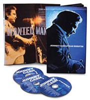 JOHNNY CASH AT SAN QUENTIN (The complete Concert) CD/DVD SET