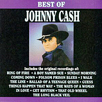 Best of Johnny Cash CD
