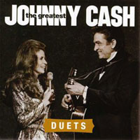 Johnny Cash - The Greatest - Duets CD