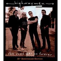 Highwaymen - Road Goes On Forever CD