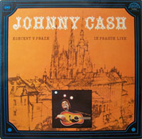 Johnny Cash Koncert V Praze (In Prague-Live) CD