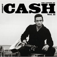 The Legend of Johnny Cash Vol. II CD