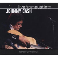 Live From Austin Texas CD