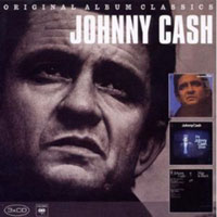 Johnny Cash Original Album Classics 3 Piece Boxed Set CD
