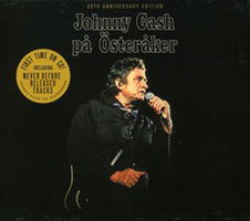 Johnny Cash Live at Osteraker Prison CD