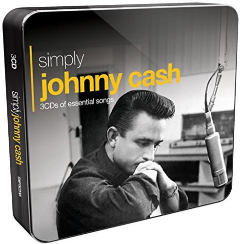 Simply Johnny Cash CD