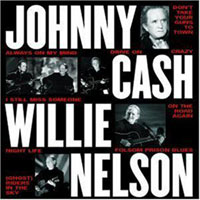 Johnny CAsh-Willie Nelson VH1 Storytellers CD