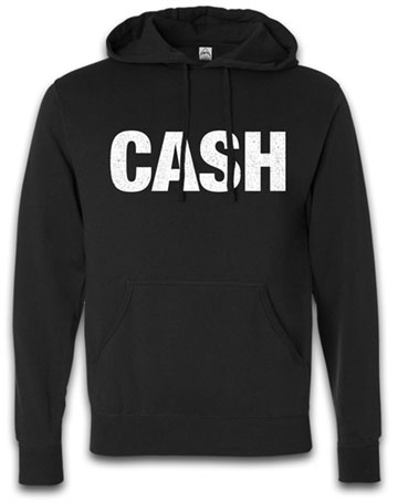 CASH Hooded Pullover