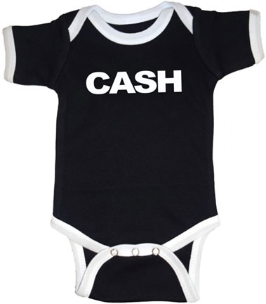 Cash Block Onesie