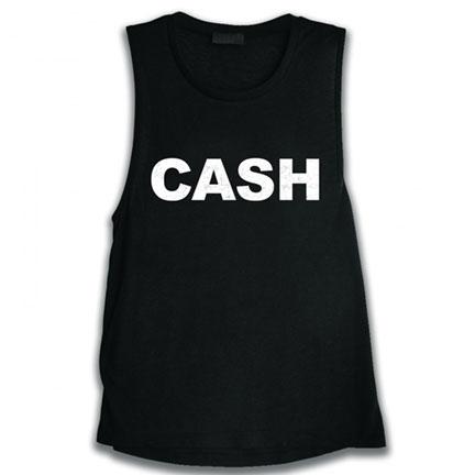 Cash Faded Tank