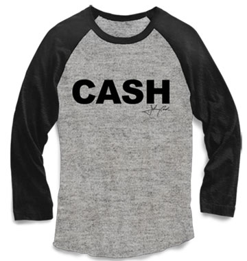 Ladies CASH Raglan