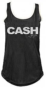 CASH Block Mesh Jersey Tank