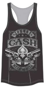 Mean as Hell Racer Tank