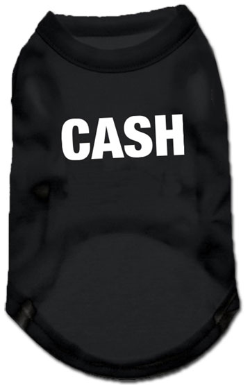 CASH Dog Shirt