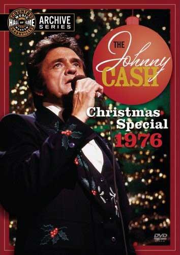 Johnny Cash Christmas Special 1976 DVD