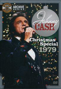 Johnny Cash Christmas Special 1979 DVD