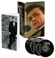 JOHNNY CASH AT FOLSOM PRISON-Legacy Edition Deluxe 40th Anniversary 2-Cd+DVD