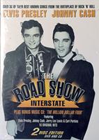 Elvis Presley and Johnny Cash Road Show DVD