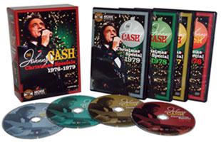Johnny Cash Christmas Specials 1976-1979 DVD