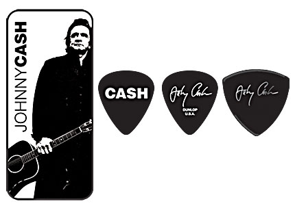 Legend Heavy Guitar Picks Tin
