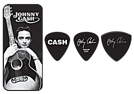 Memphis Medium Guitar Picks Tin