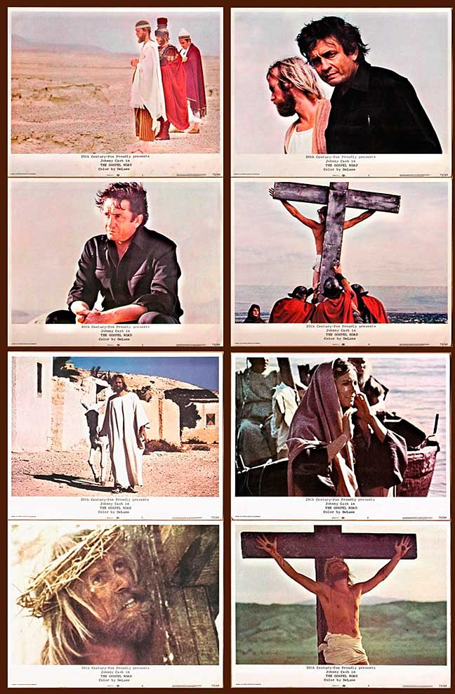 """The Gospel Road"" Lobby Card Set"