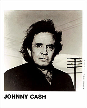 Johnny Cash American Recordings 8x10 Photo