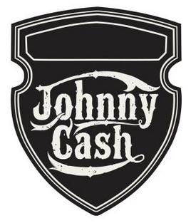 Johnny Cash Patch Enamel Pin