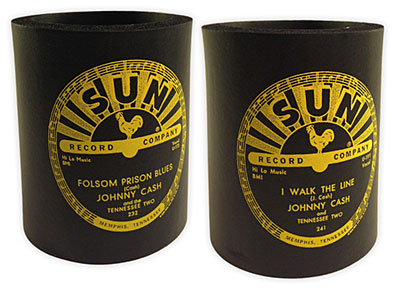 I Walk the Line/Folsom Prison Koozie