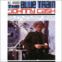 Johnny Cash - All Aboard The Blue Train LP